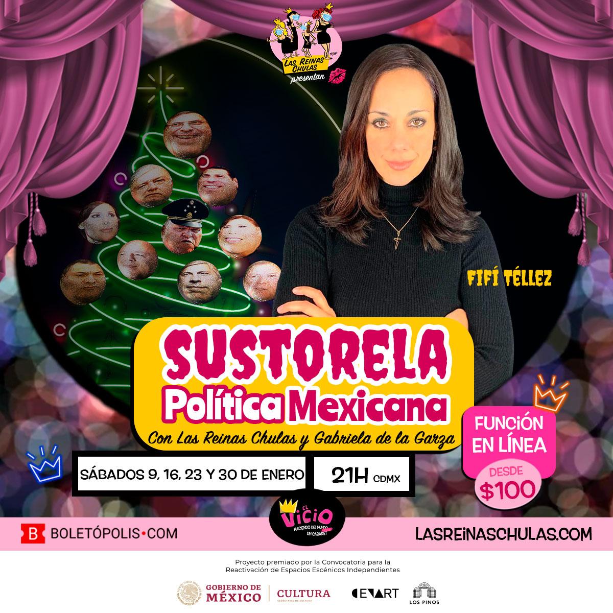Sustorela Política Mexicana